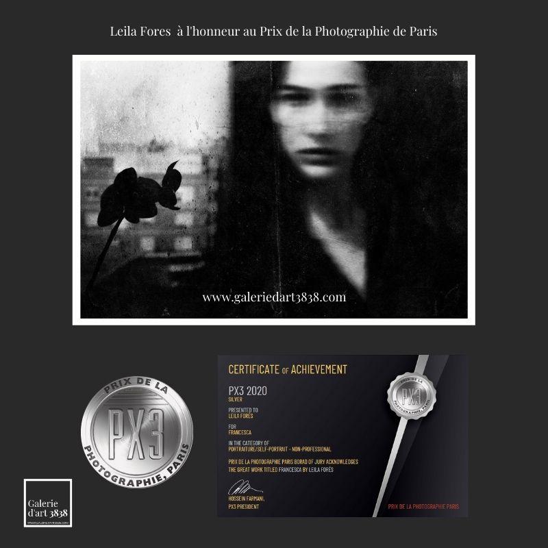 Leila Fores-Photographie Francesca-PX3-Silvermedal-2020